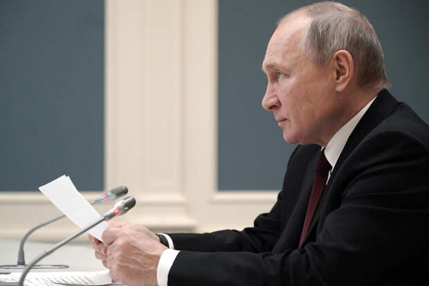 Путин: США придётся считаться с Россией
