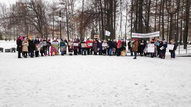 Зоозащитники Ижевска потребовали создать приюты для животных