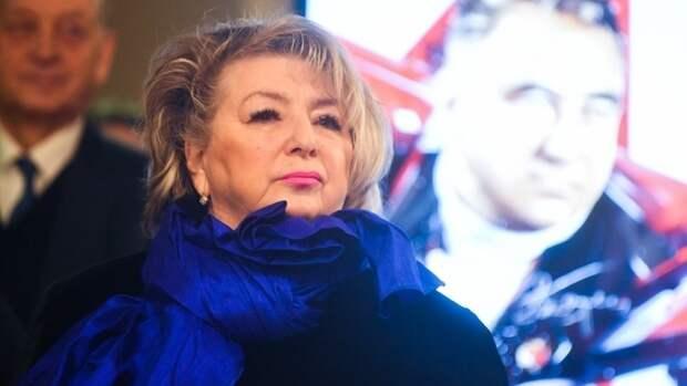 Тарасова сыграла свадьбу с Крайневым спустя неделю после знакомства