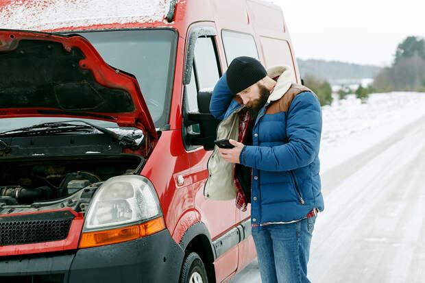 Эксперты рассказали, как не «убить» двигатель на морозе