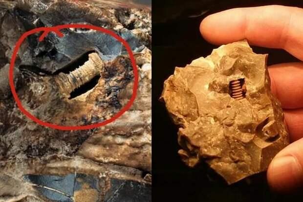 8 археологических находок, противоречащих исторической науке