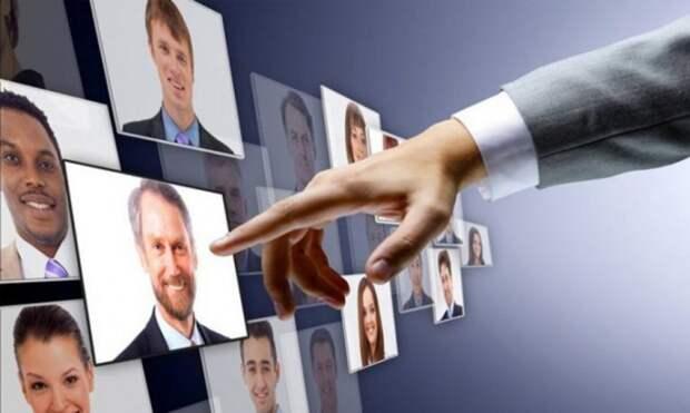 Квалифицированный поиск персонала через кадровое агентство