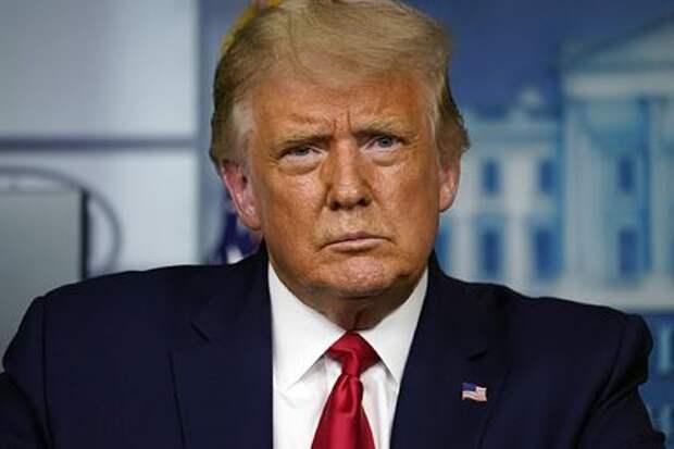 Модель обвинила Трампа в сексуальных домогательствах