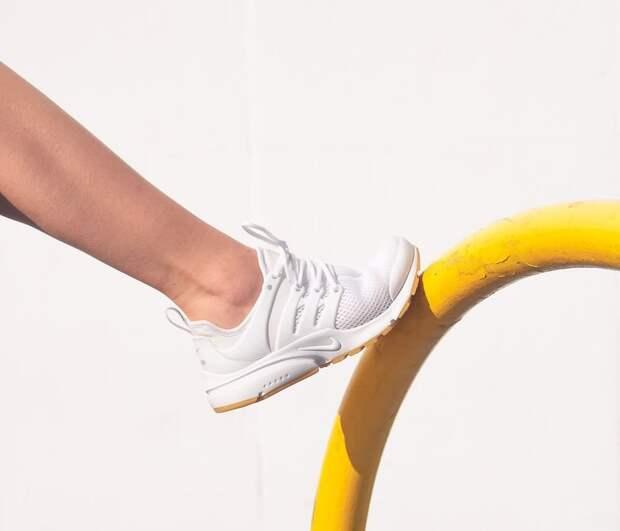Как следить за белыми кроссовками: правила ухода 31 мая 2021