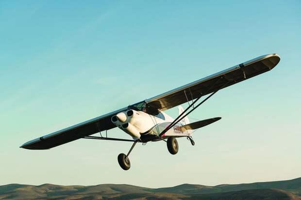 Американцы обучают легкие самолеты летать на сверхмалых высотах в темноте