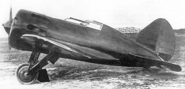 Боевой ишак. История создания И-16