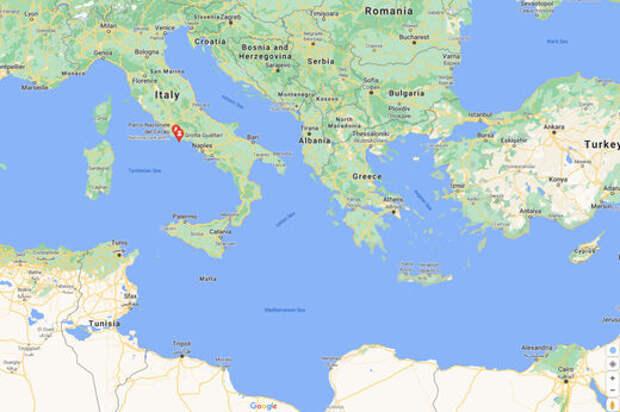 Останки 9 неандертальцев обнаружены археологами недалеко от Рима