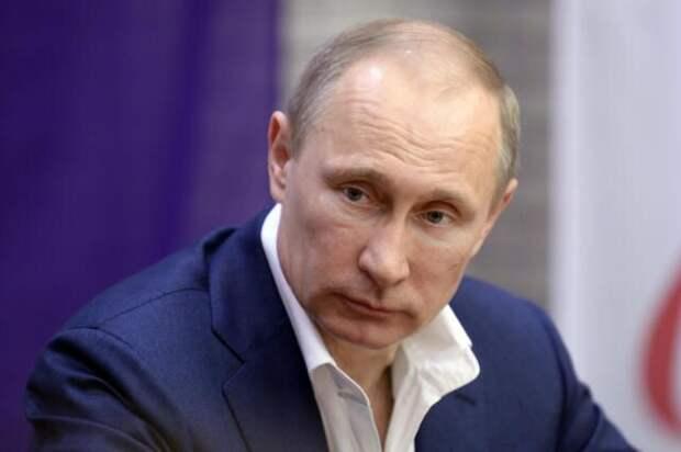 В каждой семье свято хранится память о тех, кто отвоевал Победу, — Путин
