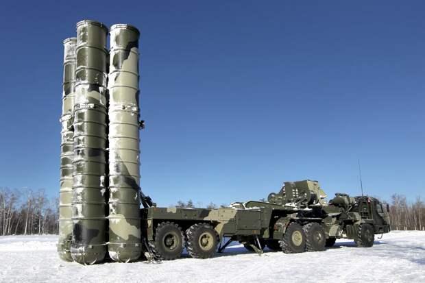 """Индийские расчеты С-400 """"Триумф"""" едут в Россию учиться работать с комплексом"""