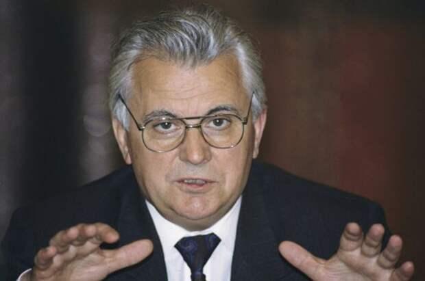 Леонид Кравчук, 1992 год.