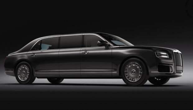 Найдены 6 отличий Cadillac Байдена от Aurus Путина