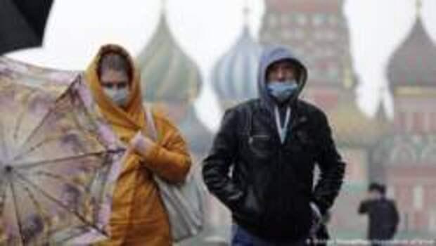 Найдены виновные в стремительном росте случаев заражения коронавирусом в России