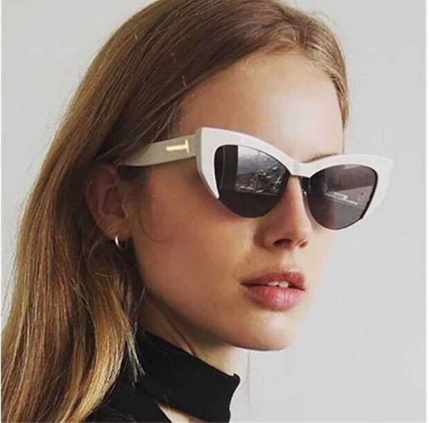 Самые модные формы и цвета солнцезащитных очков в 2021 году