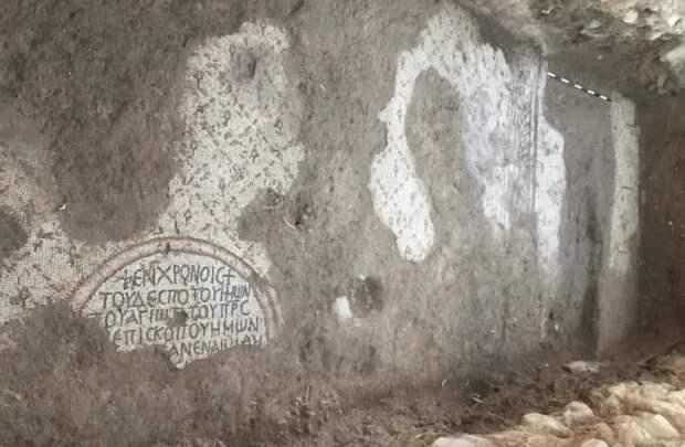 В Израиле нашли стену церкви апостолов в Вифсаиде