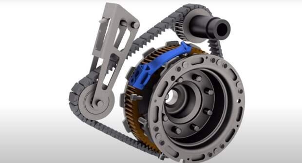 Двухскоростная коробка передач для электрокаров — новая разработка из Канады