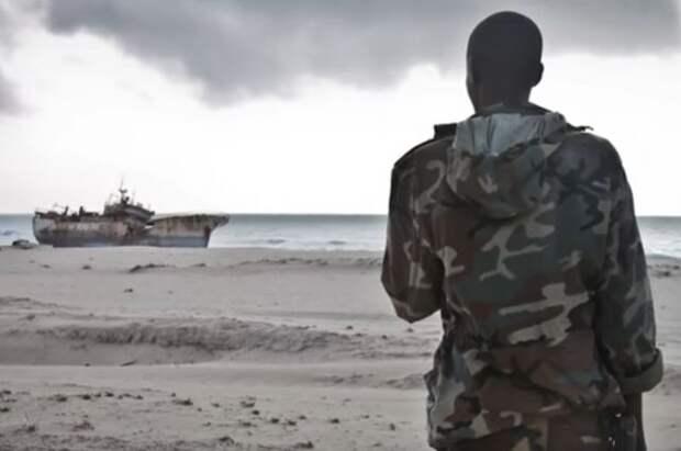 Пираты в Гвинейском заливе взяли в плен российского моряка