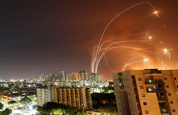 В Израиле после ночных обстрелов наступило некоторое затишье