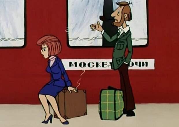 Тест: На какой советский мультфильм похожа ваша жизнь?