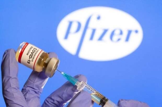 Эффективность вакцины Pfizer-BioNTech за полгода снизилась до 84%