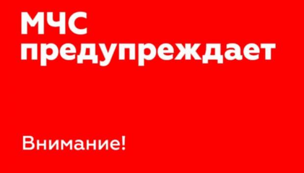 МЧС предупредило о высокой пожарной опасности в Карелии