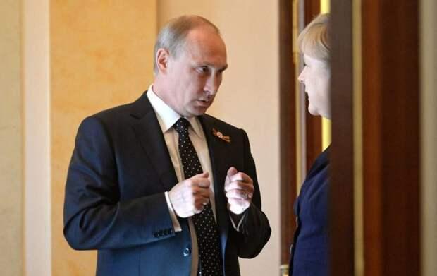 В Германии выступили за максимально жесткий ответ Путину за Навального