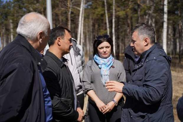 Игорь Кобзев: Ремонтировать дороги на Байкальском тракте будут в будние дни