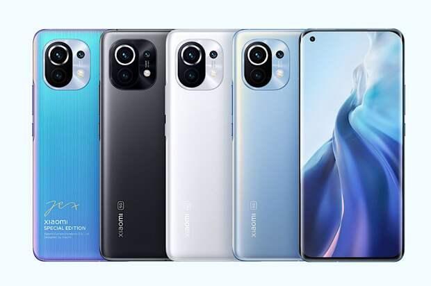 В Россию приходит мощнейший смартфон Xiaomi Mi 11. Цена
