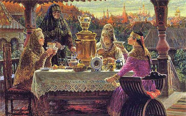 История забвения иван-чая в России