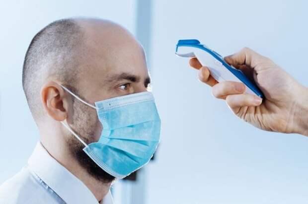 В РФ выявили 9 163 новых случая заражения коронавирусом