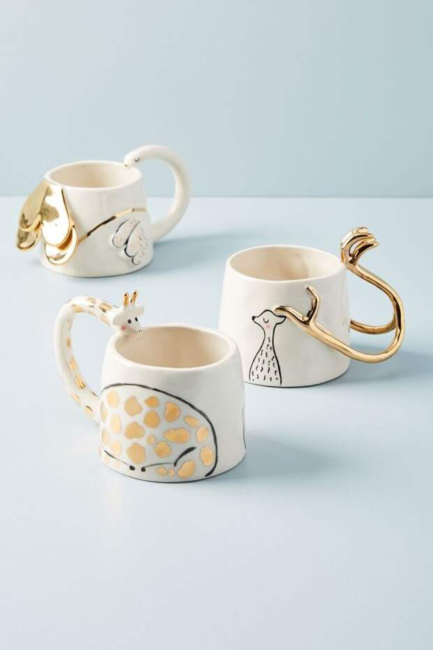 кружки и вазы ручной работы в подарок