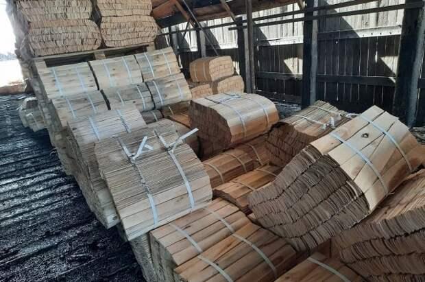 В Забайкалье задержали подозреваемых в контрабанде леса на 211 млн рублей
