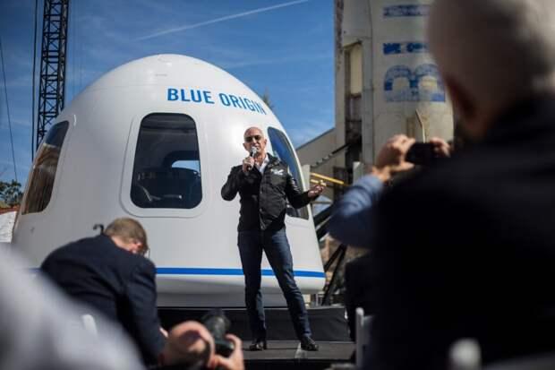 Компания Джеффа Безоса скоро начнет продавать билеты в космос всем желающим