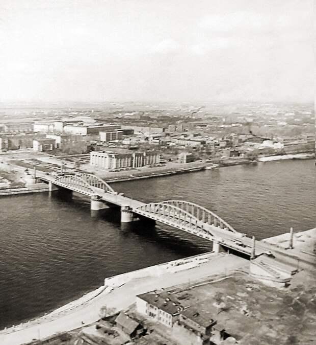 Ленинград в 1950 - 1951 -1952 годах