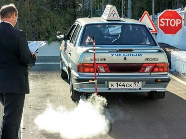 В России могут закрыться до половины автошкол