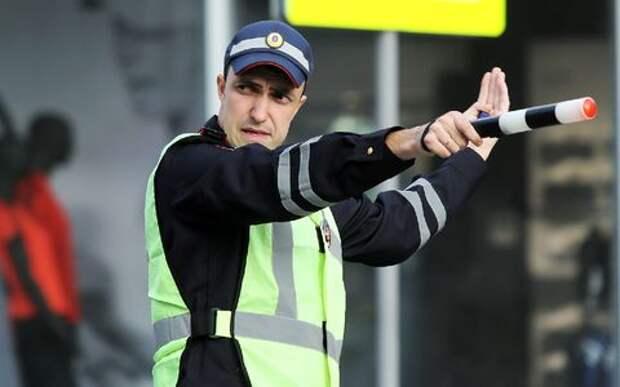 Казахстанская дорожная полиция переходит на «ручное управление»
