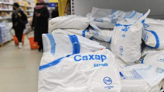 Эксперт прокомментировал ситуацию с ценами на сахар