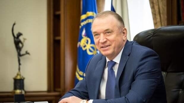 Сергей Катырин: российскому бизнесу нужна спокойная обстановка
