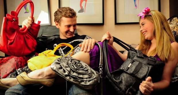 Блог Павла Аксенова. Анекдоты от Пафнутия про шопинг. Фото HASLOO - Depositphotos