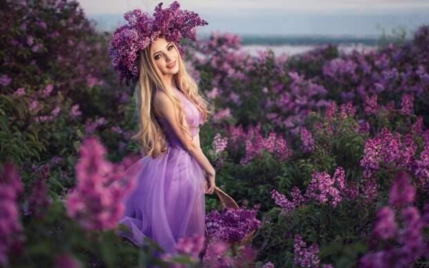 Классные фотографии милых и красивых девушек из нашей жизни
