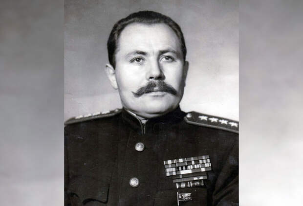 Генерал Штеменко