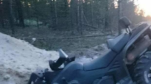 Квадроцикл пропавшего министра Мураховского найден в болоте под Омском