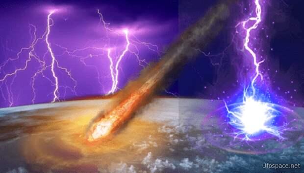 Раньше, чем на мир упадет астероид – мир уничтожит молния