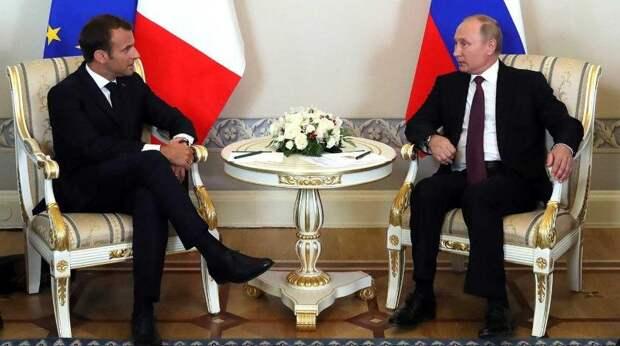 Отношения между странами подорваны: Макрон взбесился после разговора с Путиным