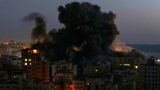 Более тысячи ракет палестинские группировки выпустили по Израилю из сектора Газа