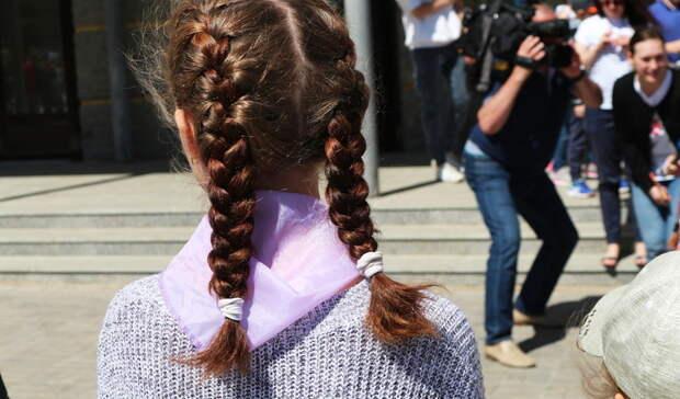 Девочка ушла гулять иневернулась воВладивостоке