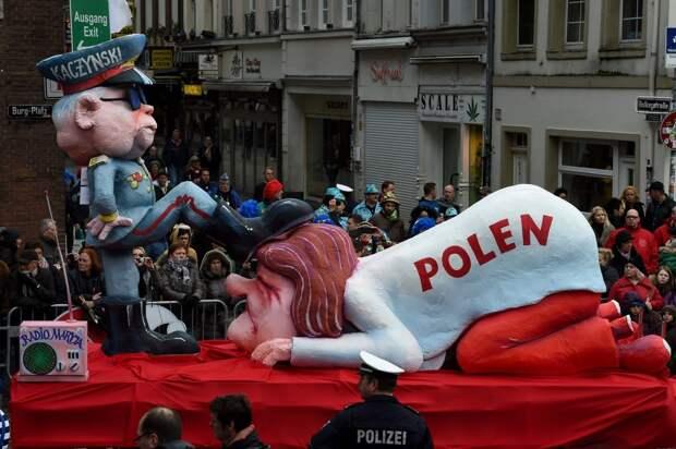 Польша не хочет учиться на ошибках Японии, потакая американской «саранче» — мнение