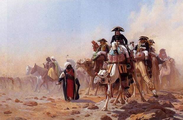 Наполеон Бонапарт как фактор эпидемического процесса