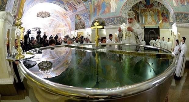 крещенский сочельник приметы