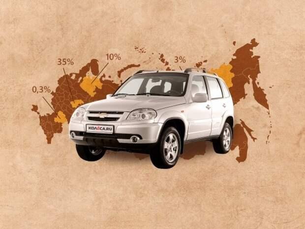 В деревню, в глушь, в Саратов: гид по покупке Chevrolet Niva
