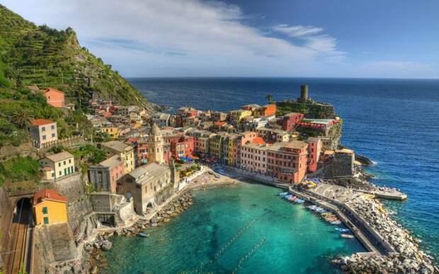italiantown01 10 самых уютных итальянских городков